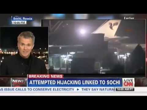 Sochi Olympics: BOMB THREAT forces plane from Ukraine to land in Turkey after hijack attempt