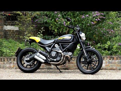 Ducati Scrambler Full Throttle   Visordown Road Test