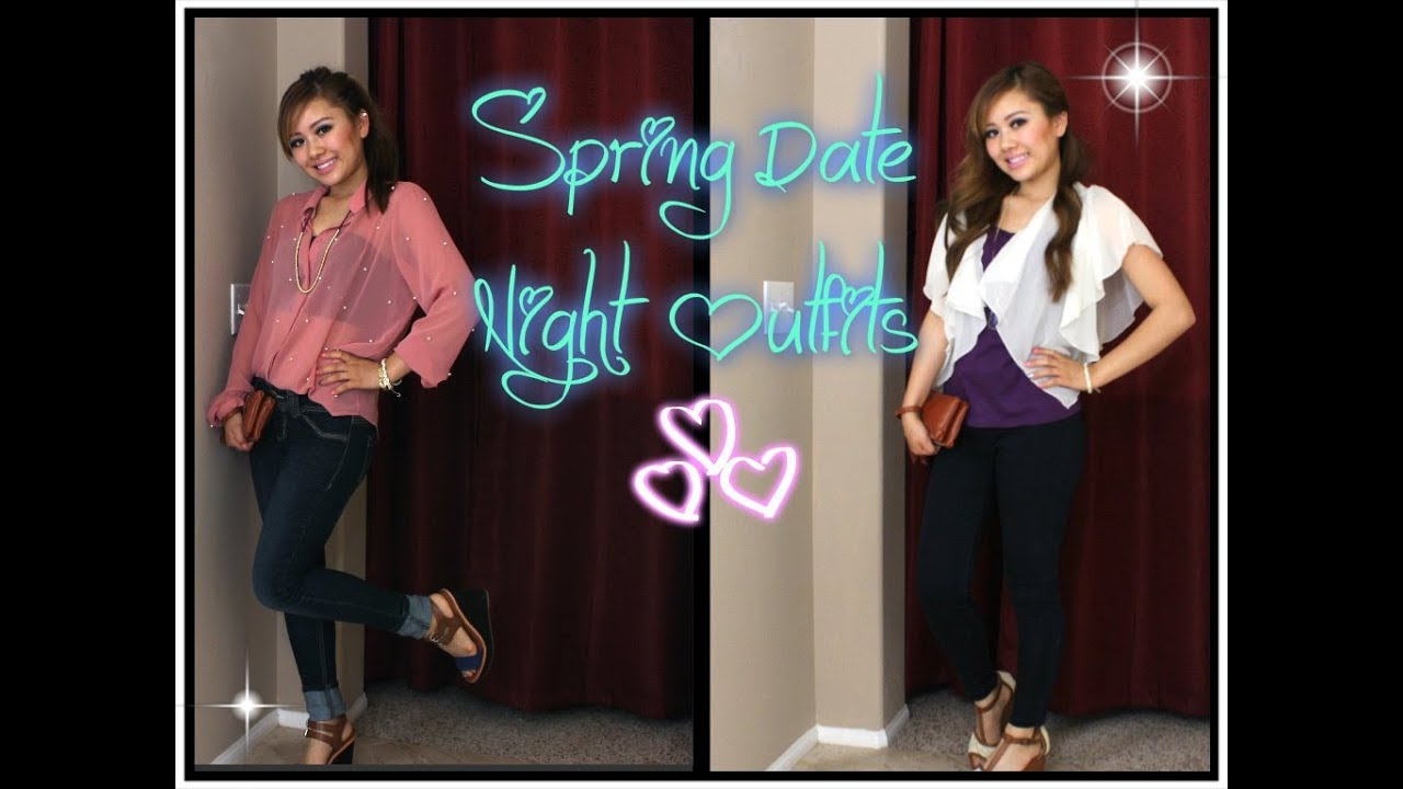 Date Outfits Spring Spring Date Night Outfits