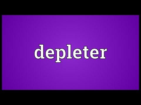 Header of Depleter
