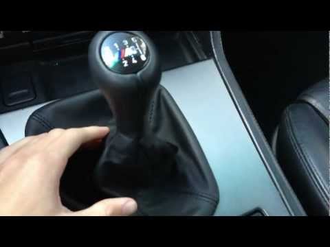 1997-2003 BMW E39 5 Series Shift Knob Upgrade