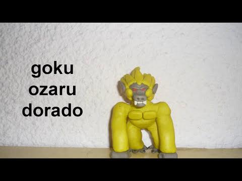 Mis Figuras De Dragon Ball De Plastilina #2