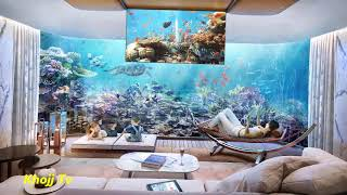 Most expensive underwater hotels of the world