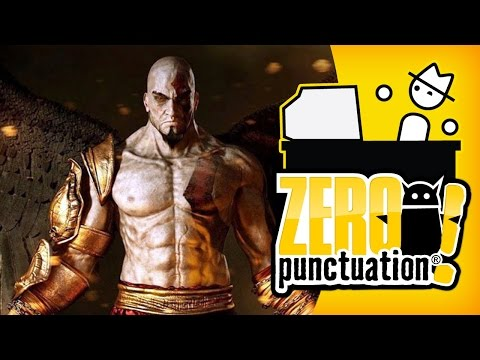 GOD OF WAR III (Zero Punctuation)