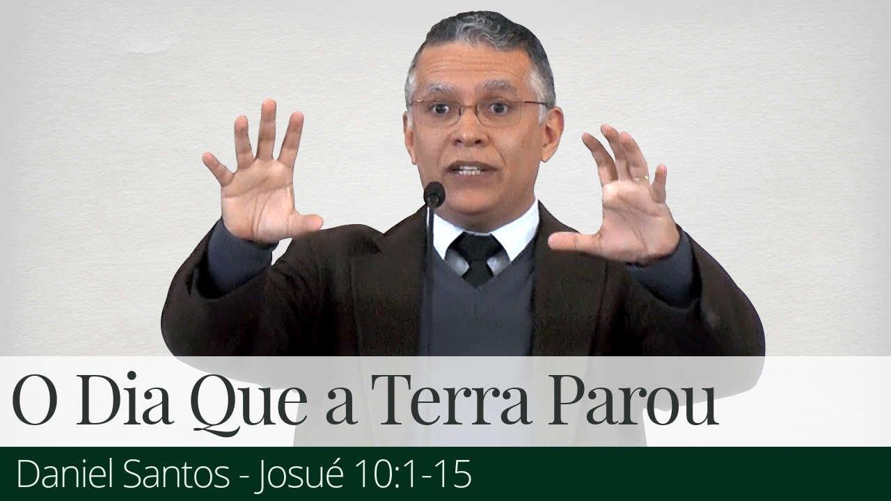O Dia Que a Terra Parou - Daniel Santos