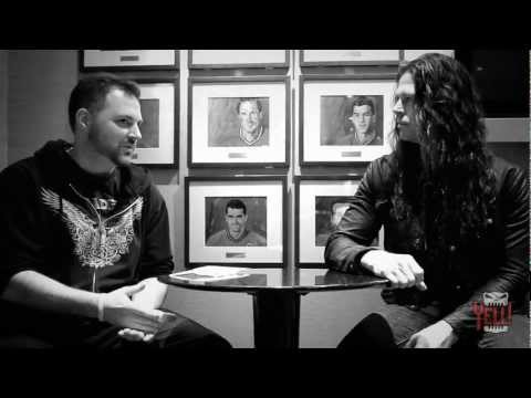 Megadeth Interview: Chris Broderick Mourns His First Guitar