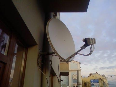 Видео как выбрать спутниковую антенну