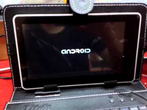 reestablecer tablet titan 7010
