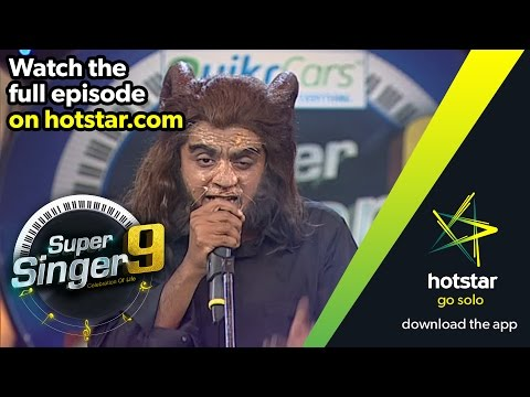 Super Singer 9 Episode 9 ( 7 - October - 15 ) - Challengers Vs Chargers