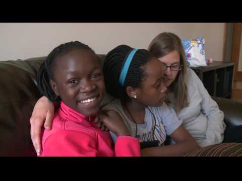 St. Louis doctor opens home to African children's choir