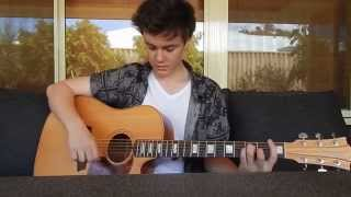 Taylor - Jack Johnson (Cover by Mitchell Martin)