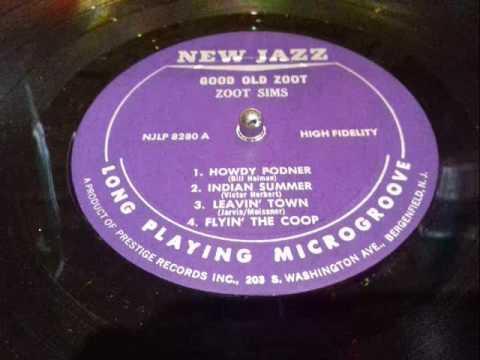Zoot Sims, Good Old Zoot, full album.