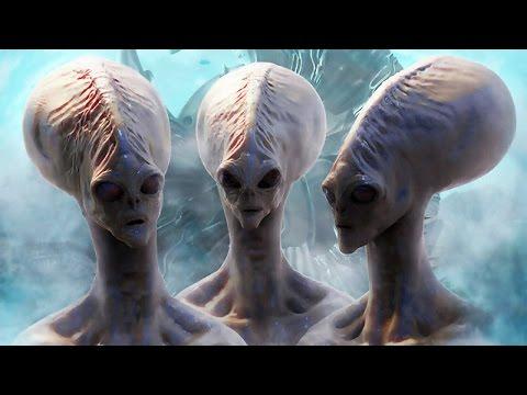 Контакты с пришельцами с планеты Пикран