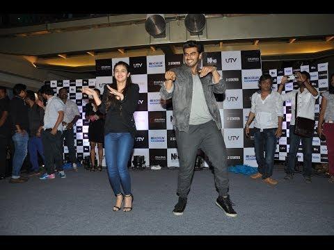 Alia Bhatt & Arjun Kapoor Promote Film 2 States