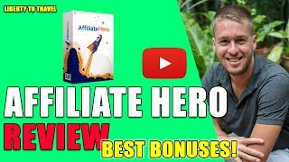 Affiliate Hero Review - 🛑 STOP 🛑 YOU 1001% HAVE TO WATCH THIS 📽 BEFORE BUYING 👈