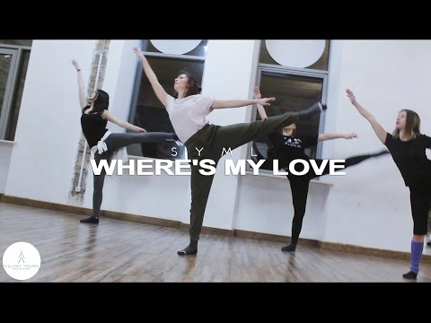 SYML - Where's My Love сontemporary choreography by Anna Konstantinova | VELVET YOUNG DANCE CENTRE