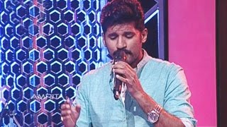 Vijay Yesudas Singing Anthiveyil Ponnuthirum eden