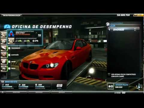 NFS World - BMW M3 GTS (Test Review)