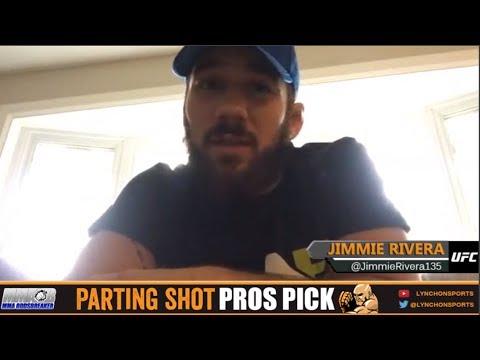MMA Pros Pick - Tyron Woodley vs. Demian Maia (UFC 214)