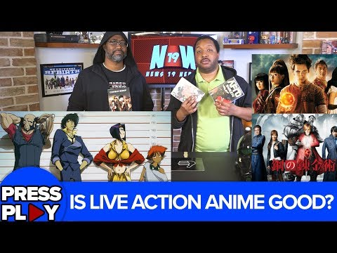 PRESS PL►Y ep9  Do All Animated Shows Need to Be  Action?