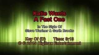 Watch Steve Wariner Katie Wants A Fast One video