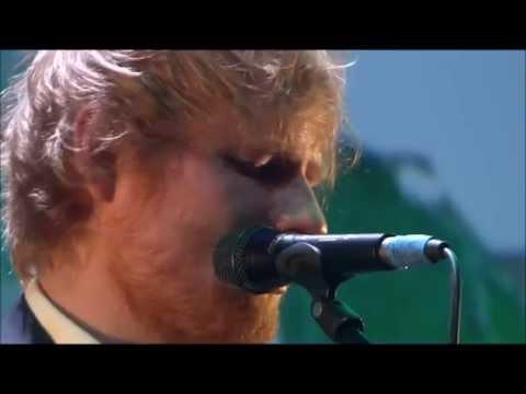 Ed Sheeran Bloodstream Live Premiere
