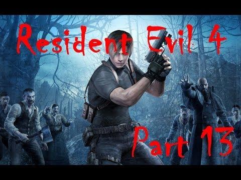 Resident Evil 4 13 - ถ้ำแมลงใต้ดิน(2 รุม 1 ไมแฟร์เลย)
