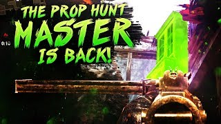The Prop Hunt Master! - WW2 Funny Moments