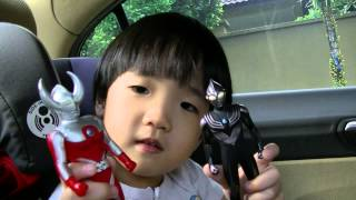 ABC Song, Ultraman and Is It Raining?