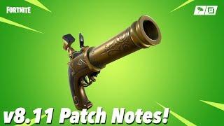 v 9.10 patch notes fortnite