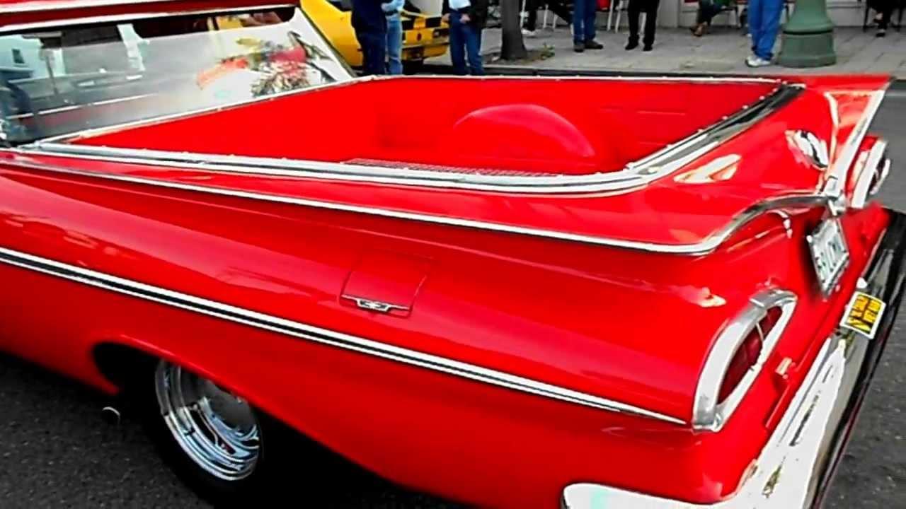 Rare 1959 Chevy El Camino Youtube