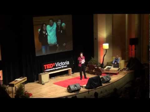 TEDxVictoria - Sandra Richardson: The Annual Community Report Card: Taking Directions from Youth