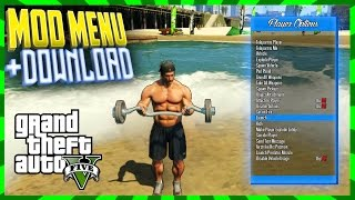 GTA V - How To Install A MOD MENU On GTA 5 (Easy Voice Tutorial) PC Mods *Best Mod Menu Install*