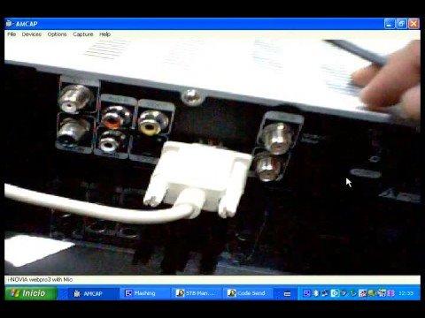 Max Fly Configurando Receptor