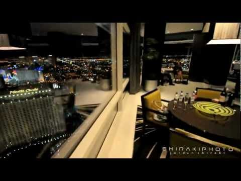 Aria Sky Suites Panoramic Penthouse At City Center (1-bedroom) video