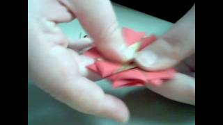 Origami Christmas Decoration
