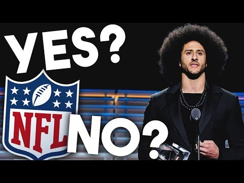 Why NFL Teams Should WANT To Sign Colin Kaepernick... and Why They SHOULDN'T