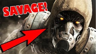 This GAME is Just SAVAGE ! - (BeastBoyShub)  MORTAL KOMBAT XL Gameplay