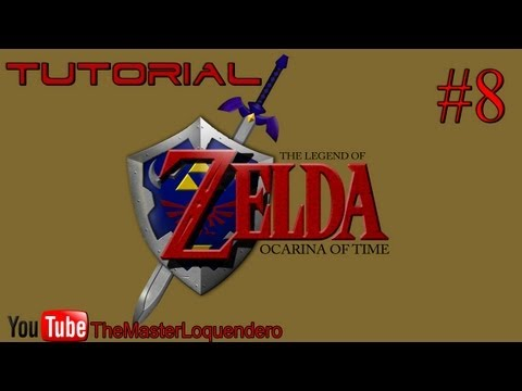 Como descargar The Legend Of Zelda Ocarina Of Time Portable facil y sencillo [mediafire] HD