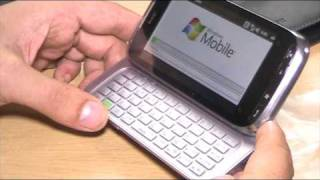 Unboxing HTC Touch Pro2