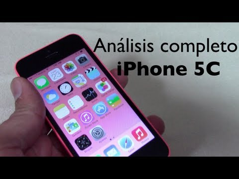 Review iPhone 5C   Análisis completo