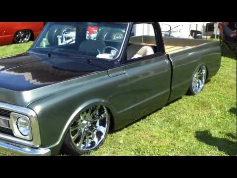 Old School C10 Chevy Truck super clean
