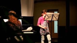 Solistenconcours Horst aan de Maas (jeugddivisie): Juliët Schreurs Hobo