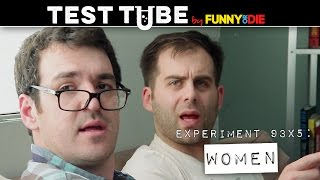 Funny Or Die Test Tube: Women