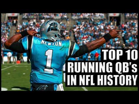 Top 10 Best Running Quarterbacks in NFL History