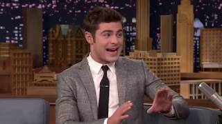 Funny moments with Zac Efron (part 1)