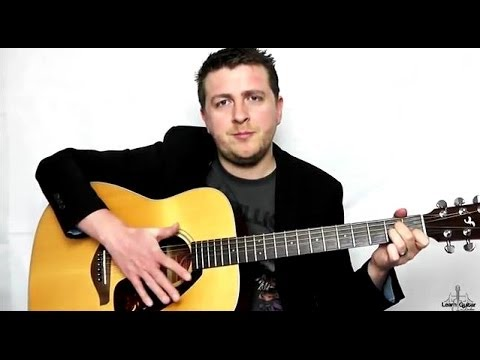 Perfect Day - Guitar Tutorial - Lou Reed - Fingerstyle