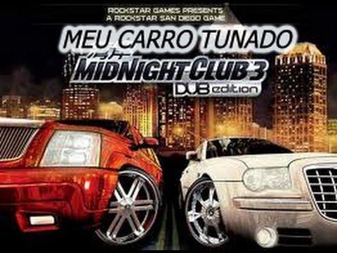 Midnight Club 3 Dub Edition - Meu carro tunado / My tunned car - Cogumelo Marrom