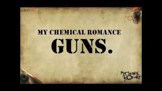 Watch My Chemical Romance Gun video