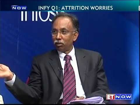 Earnings Corner - Infosys Surprises Street With Better Than Expected Numbers in Q1